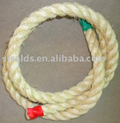 New packing sisal rope with natural colour