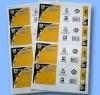PVC electronic label