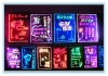 the new products 2012 latest technology 24 keys remote control flash LED board with CE & Rohs certificate