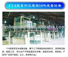 FAT50 tons of corn processing equipment
