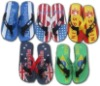 stock EVA slippers