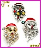 Special Christmas Santa Claus Type Brooch