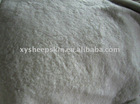 tannery manufacturing sheep fur shoe lining with 100% Australian sheepskin