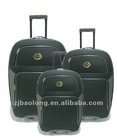 2012 Factory Cheap Shandong Silk Travel Trolley luggage bag