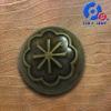 snap button jean rivet zinc-alloy or brass jean rivet