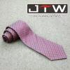 100% Silk Woven Jacquard Necktie
