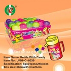 Kettle With Candy / sweet / sugar