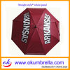 2013 new style special umbrella with whole panel printing