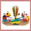 kids amusement park electric toy carrousel
