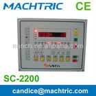 SANCH SC2200 Circular Knitting Machine Control panel