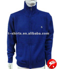New design zip-up sweaters for men