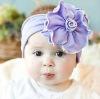 Fashion purple piping flower baby hat-wedding supply-wedding favor