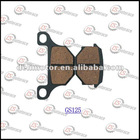 brake pad for motorcycle GS125