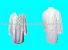 men's long sleeve lab coat medical coat hospital uniform(HG-05)