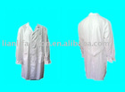 men's long sleeve lab coat medical coat hospital uniform(HG-05)