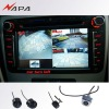 Around View Monitor System Car Camera With Video Recorder
