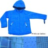2013 Spring Children softshell jacket