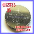 MINI CR2335 3V Lithium Battery