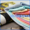 50/50 40s Cotton Modal Plain Dyed Knitted Jersey Fabric