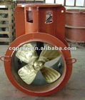 Frequency bow thruster