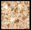 Glazed fancy 400*400 homogeneous floor tile for sale