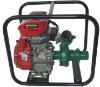 152F engine,2inch gasoline centrifugal water pump