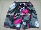 Men's beach shorts at $2.2-3.50