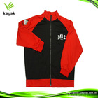 Custom lightweight windbreaker jacket