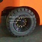 best sell forklift truck solid tire for 18*7-8 china
