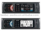detachable car radio music player with mp3 support USB/SD