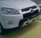 Chrome auto accessories front bumper for TOYOTA RAV4 2012