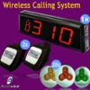 Wireless Call Calling Waiter Server Paging Service System for Restaurant Coffee Pub Bar AT-WC