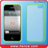 FASHION PC and TPU hard case for iphone5