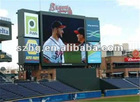 p16 large stadium led display screen,p16 outdoor full color led display