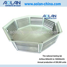 Plastic Air grille with 8 ways outlet