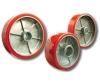 "4X2"", 5X2"",6X2"",8X2"", 10X3"" Mold on Polyurethane on aluminum wheel"