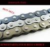 Hot sale motorcycle chain for 420,428,428H,520,520H,530,530H