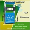 2 nozzles fuel dispenser(fuel station dispenser) with 220V or 380V, combination pump or separate pump