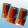 OEM&ODM cardboard clothing tags printing