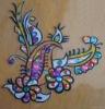 body temporary tattoo sticker
