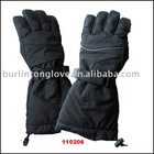 Water-proof Snow Motor Racing Glove (Skiing Glove)