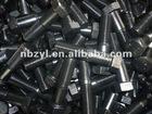 DIN960 carbon steel hex bolt