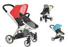 Baby Stroller New and Hot Four Wheel