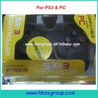 2.4G wireless Game Joystick for PC/ PS2 /PS3 black