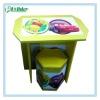 corrugate table furniture