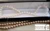 Fashion Luxurious Freshwater Pearl Necklace P05