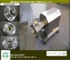 Inline High Shear Mixer With Smesh Stator