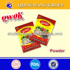 17g/sachet MIXED VEGETABLE ONION INSTANT SEASONING POWDER