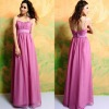 BWD877 Newest Arrival Chiffon Bridal Evening Party Dress Bridesmaid Dress