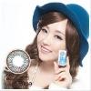 Miomi contact lens etray soft blue contact lens big dia contact lens